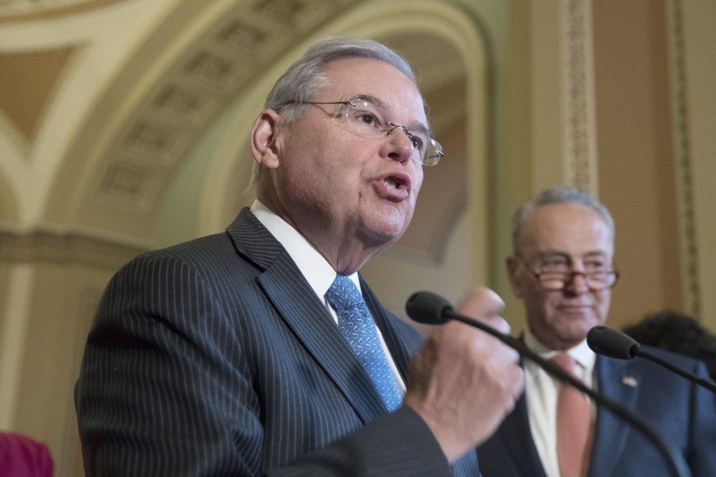 El Departamento de Justicia renuncia a un nuevo juicio contra senador de EEUU