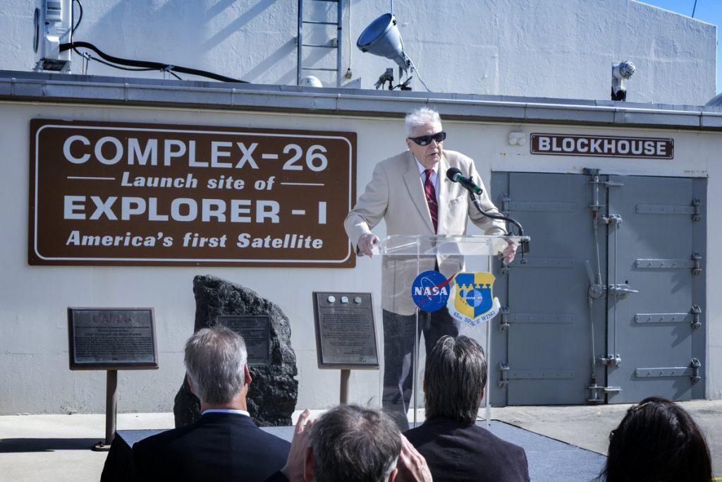 EE.UU. festeja 60 años del «Explorer 1», su primer éxito en la carrera espacial