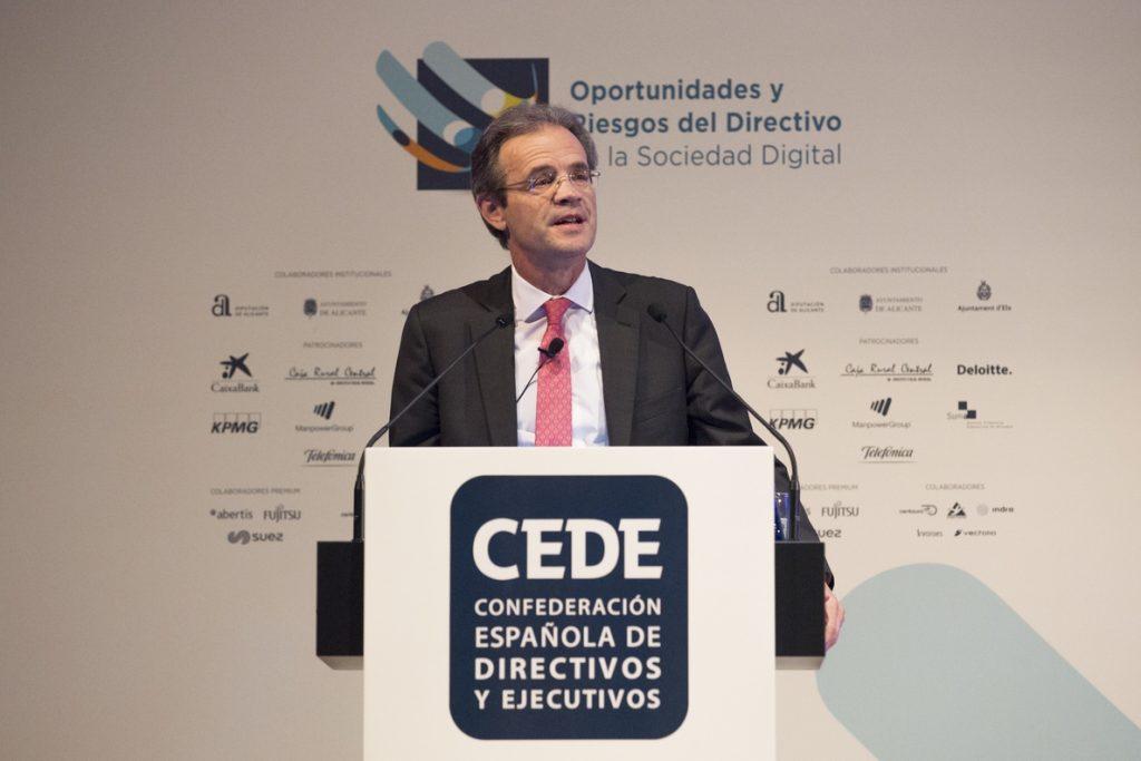 Jordi Gual (CaixaBank), nombrado consejero de Telefónica