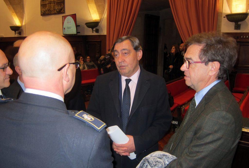 El fiscal general del Estado afirma que la euroorden contra Puigdemont «se puede reactivar»