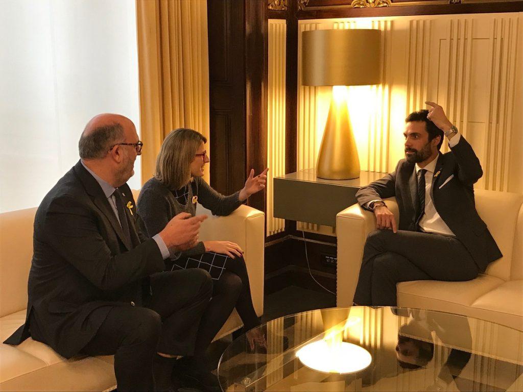 JxCat pide a ERC unidad de acción y no demorar la investidura de Puigdemont