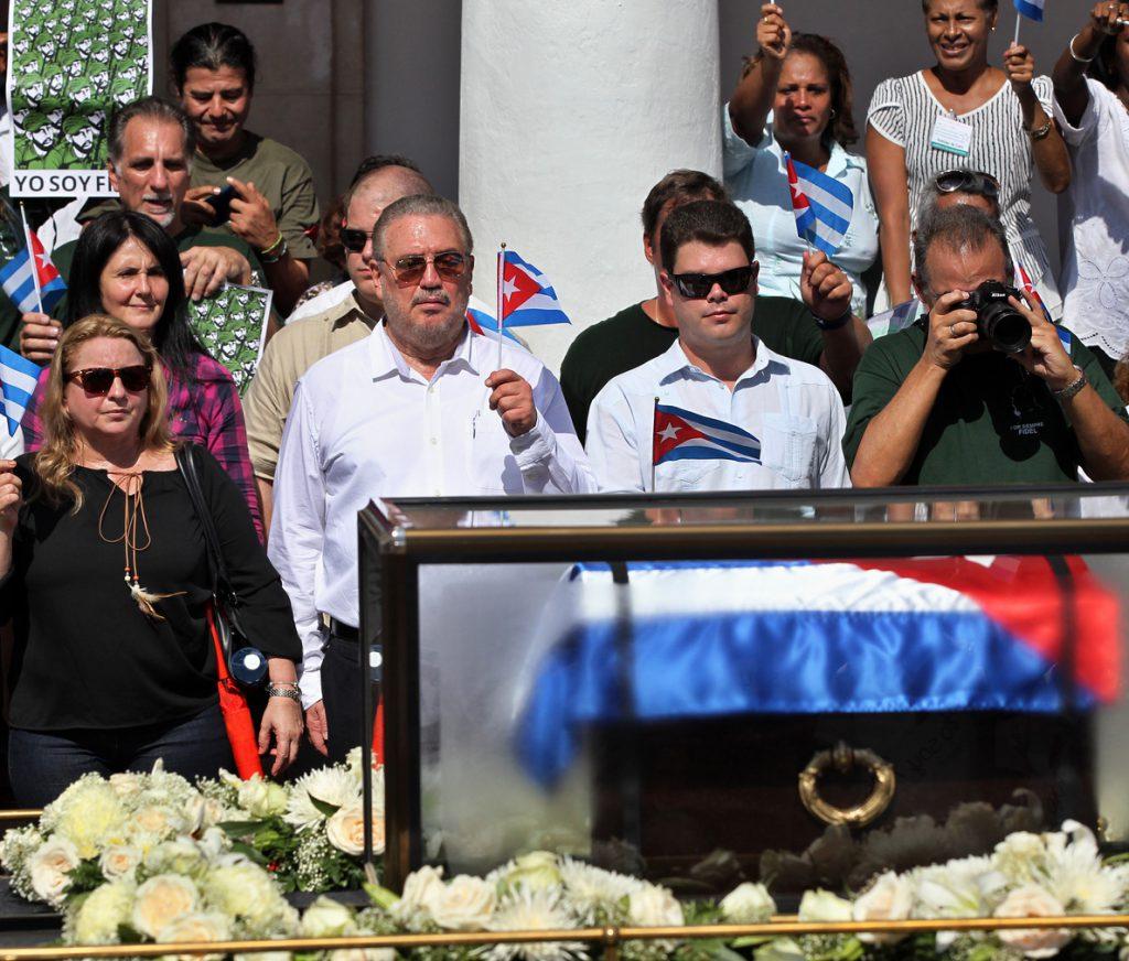 La familia Castro agradece las condolencias tras el suicidio del hijo mayor de Fidel