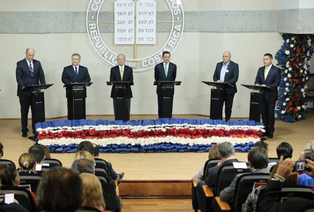 Una Costa Rica en calma se encamina a unas elecciones sin claros favoritos