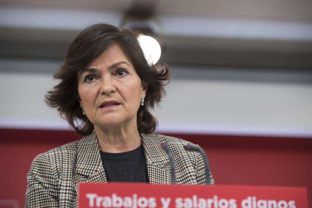 El PSOE espera que el Gobierno presente un candidato al BCE que represente bien a España, lo que no ocurrió con Rato