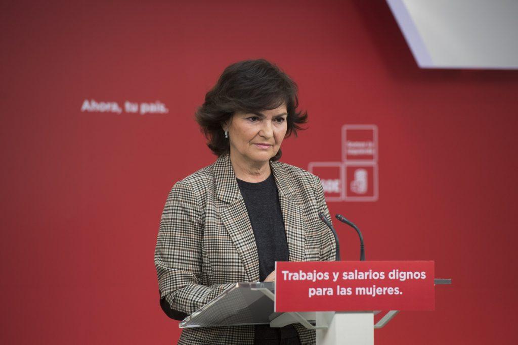 El PSOE cree que la alternativa a Puigdemont debe proceder del independentismo, único bloque que suma mayoría