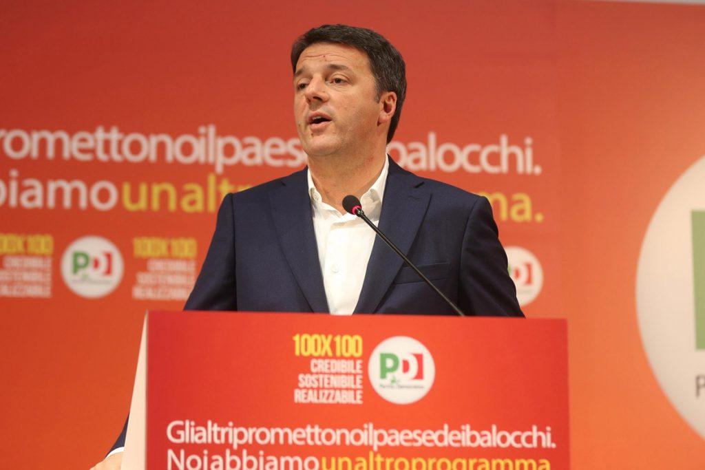 Renzi tienta a las familias con ventajas fiscales por cada hijo a su cargo
