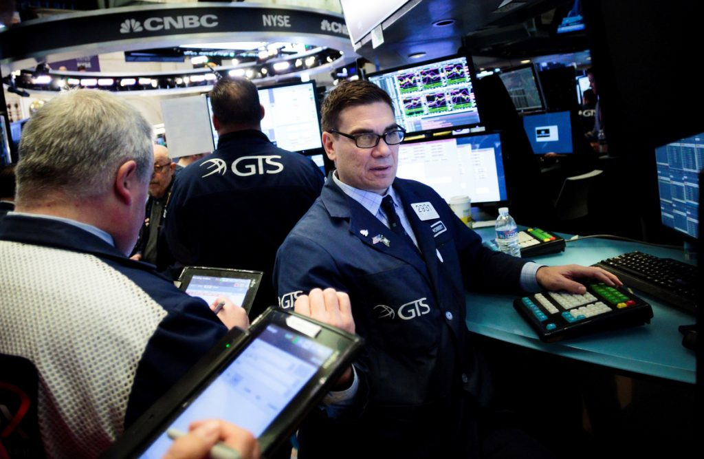 Wall Street abre a la baja y el Dow Jones cede un 0,45 %