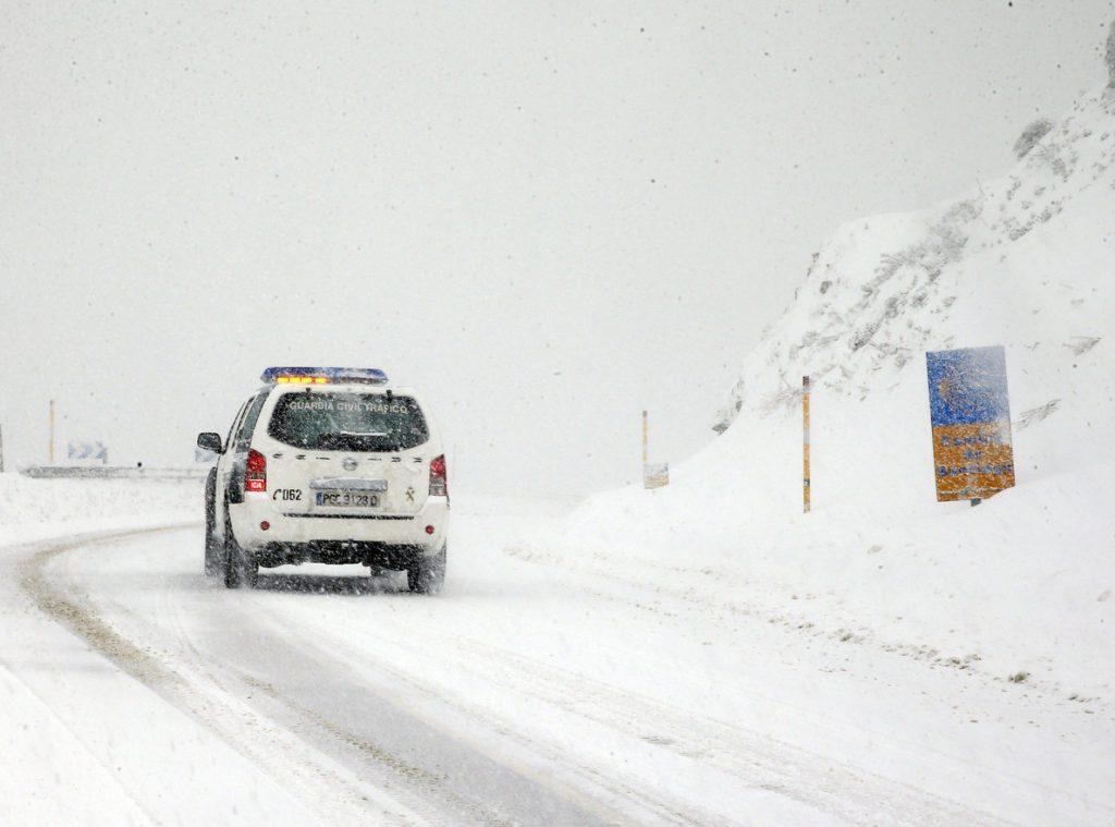 La Aemet advierte de riesgo «notable» de aludes en los Picos de Europa
