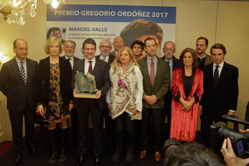 Ana Iribar: «Algunos no estamos por la reconciliación inmoral que promocionan instituciones vascas ni por el perdón»