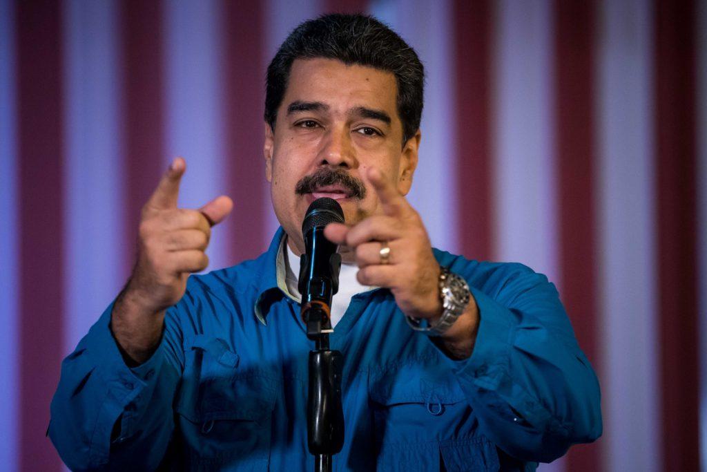 Maduro dice que EE.UU. pretende ordenarle a la oposición sabotear las presidenciales