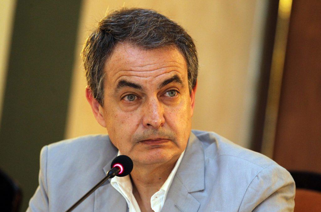 Rodríguez Zapatero llegará hoy a Venezuela para ayudar en el diálogo