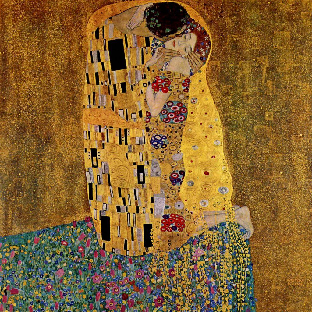 Viena se llena de besos: recordando a Klimt desde la realidad virtual