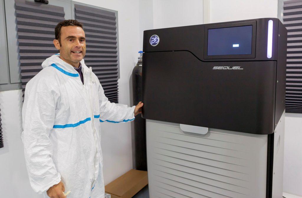 Extremadura se sube a la elite de la investigación del genoma humano