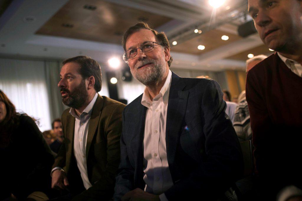 Rajoy avisa del peligro de que Cs carezca de ideas claras y principios firmes