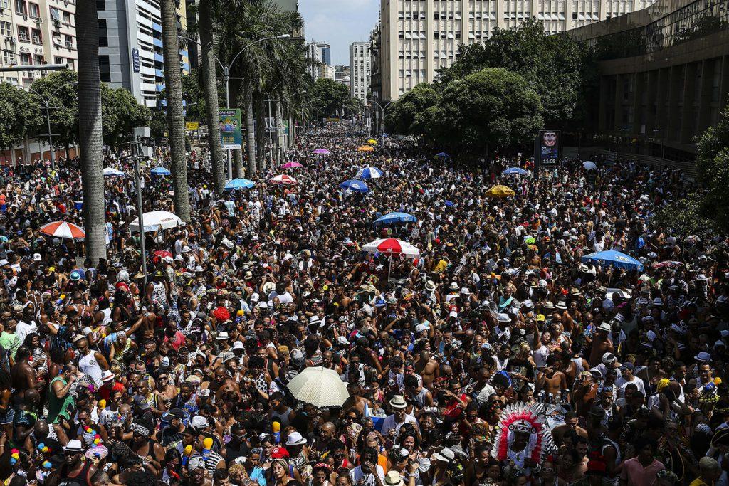 El carnaval dispara los precios en Río de Janeiro