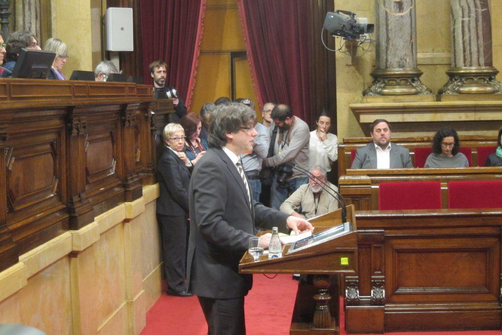 JxCat descarta investir a Puigdemont a través de una Asamblea de Electos