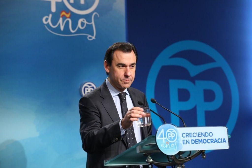Maillo no teme que Cs fiche a cargos del PP: «Somos el partido original, somos los originales»