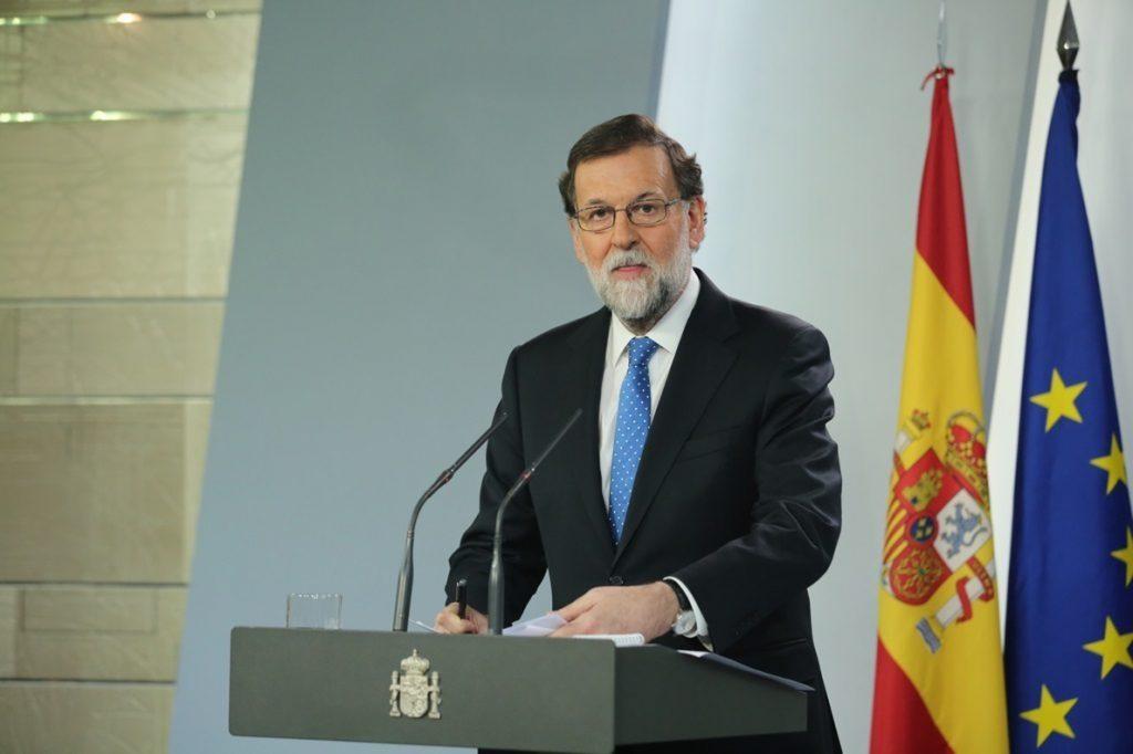 Rajoy traslada su pésame a la familia del periodista Gonzalo López Alba, que deja «una profunda huella en el periodismo»