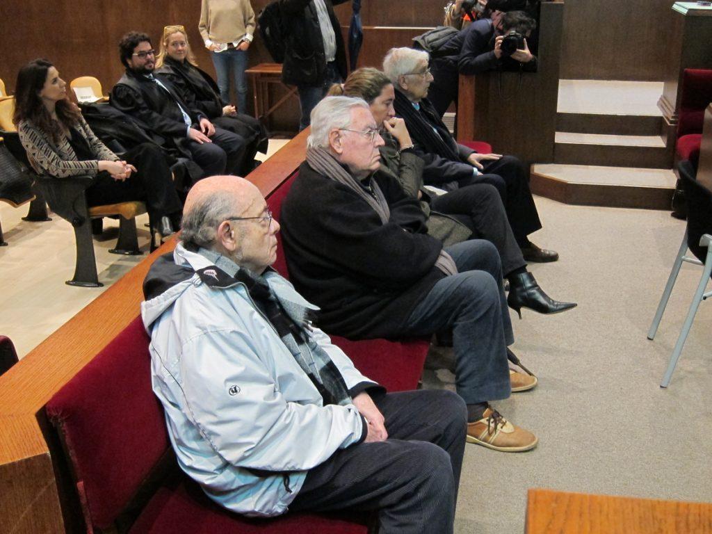 El abogado de los Montull: «Es la foto que se quería desde hace mucho tiempo»
