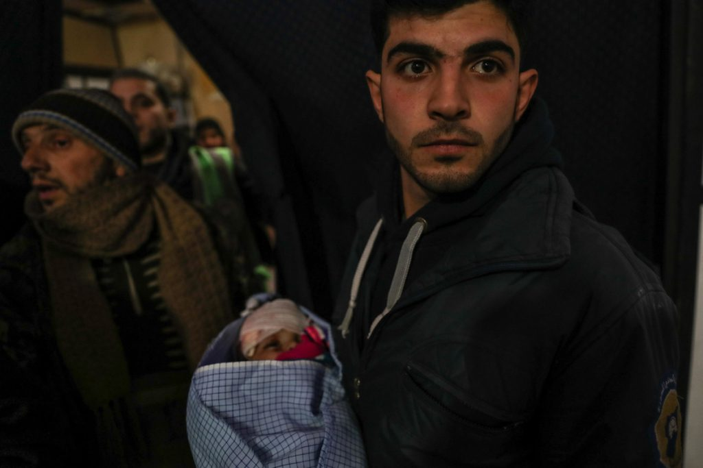Más de 80 niños murieron en enero por la violencia en Oriente Medio