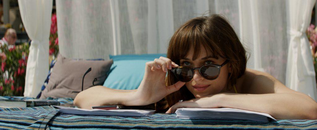 Dakota Johnson cierra «50 sombras»: Anastasia es un modelo para las jóvenes