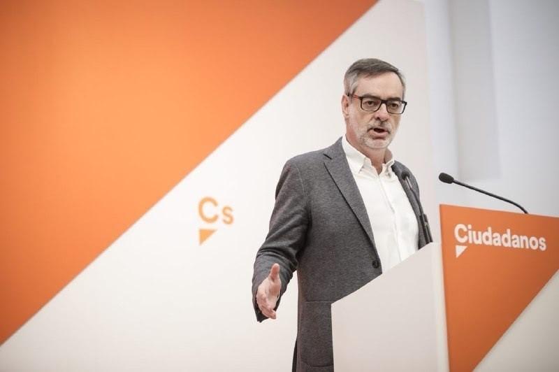 Economía- Cs ve a Guindos «solvente» para el BCE y dice que España pierde «oportunidades» por la «falta de liderazgo»