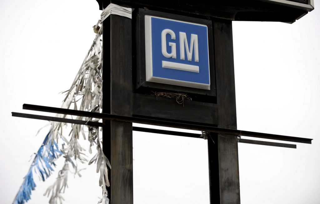 GM perdió 3.864 millones de dólares en 2017 pero por gastos especiales