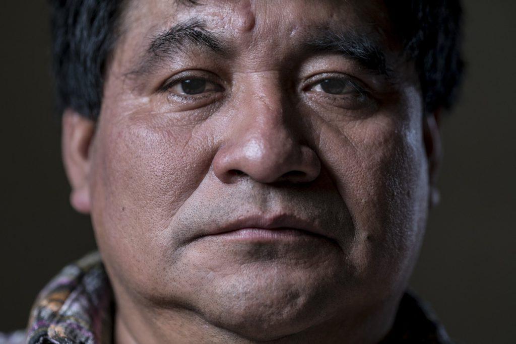 Prisión provisional para el líder indígena detenido en Guatemala por su defensa del medio ambiente