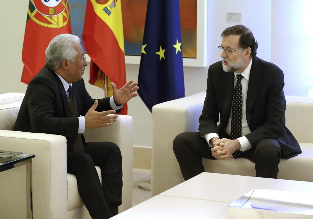 Rajoy y Costa reafirman su cooperación para las interconexiones energéticas