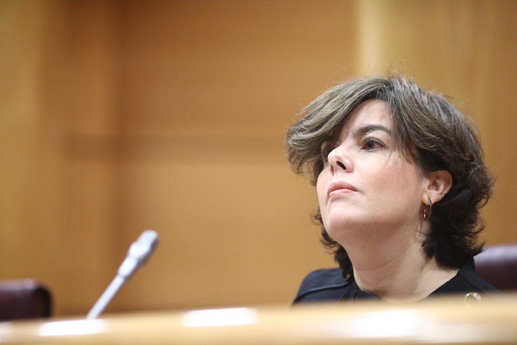 Santamaría dice que arrancarán 2018 con una «muy importante» actividad legislativa y buscando pactos de Estado