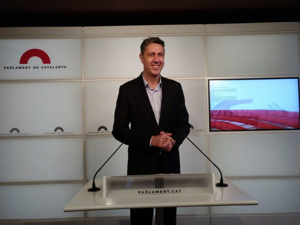 Albiol asegura que solo sería candidato a la investidura en «una situación límite» si sigue el bloqueo en Cataluña