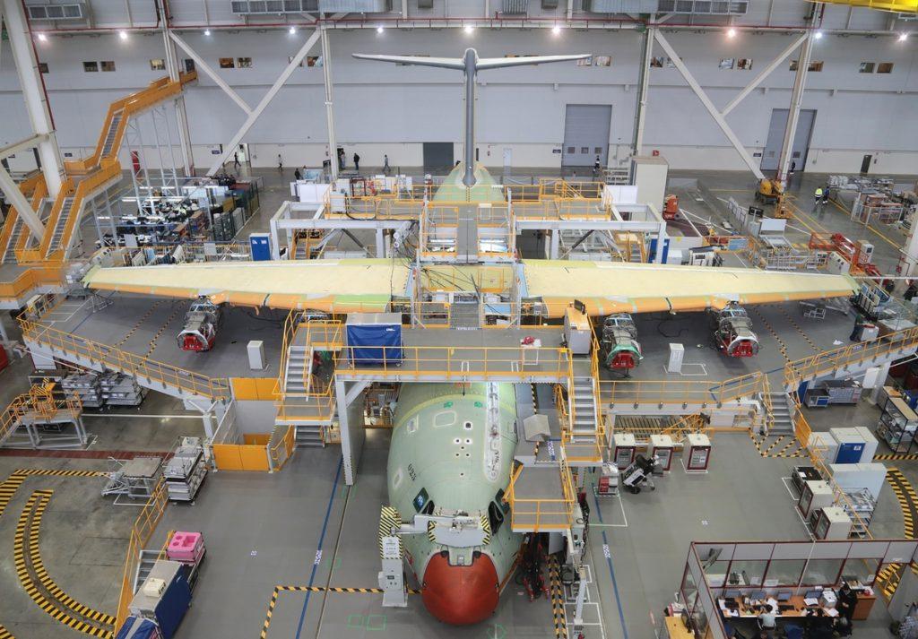 España subraya que la viabilidad de la planta de Airbus en San Pablo (Sevilla) está garantizada para la próxima década