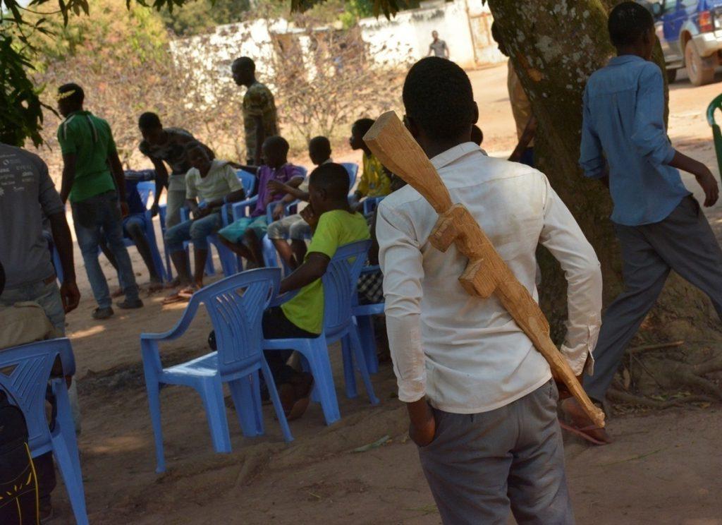 Liberados más de 300 niños soldado de las filas de grupos rebeldes en Sudán del Sur