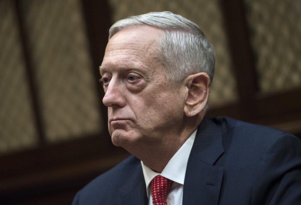 Mattis pide aprobar el presupuesto para evitar la incertidumbre en el Ejército de EEUU