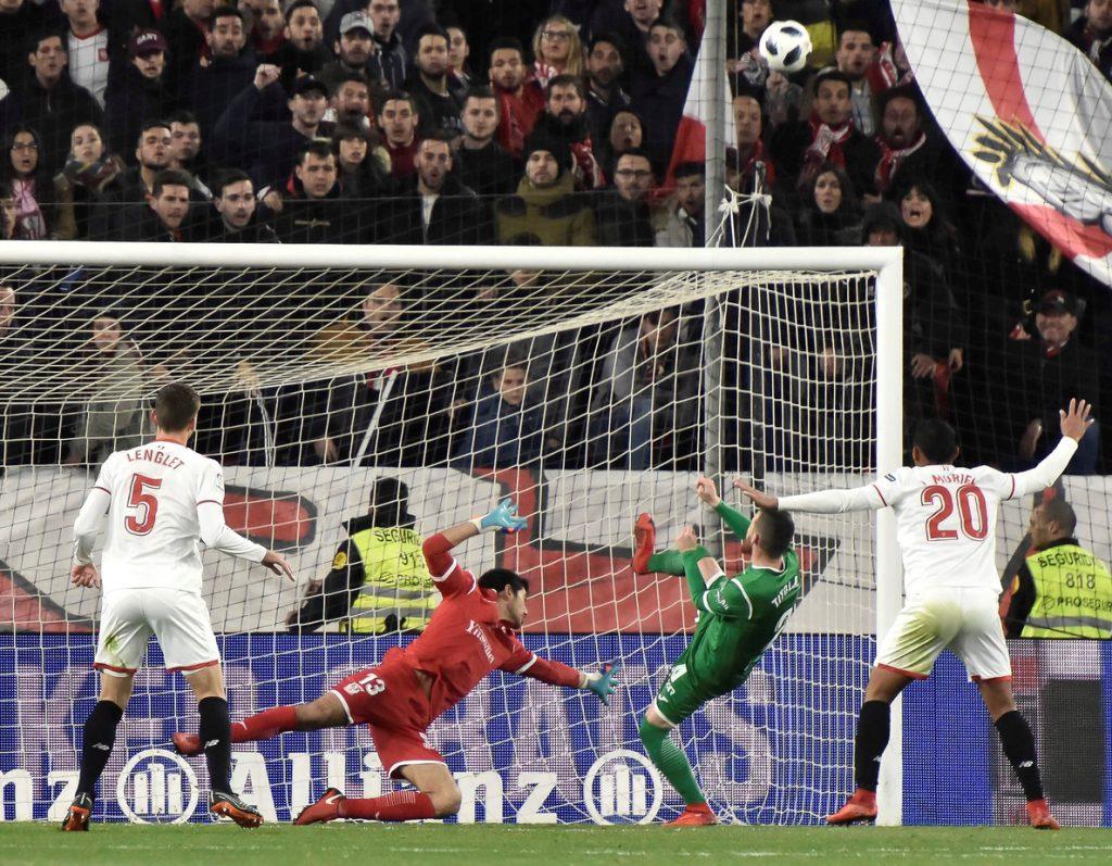 El Sevilla se mete en la final (2-0) y acaba con el sueño del Leganés