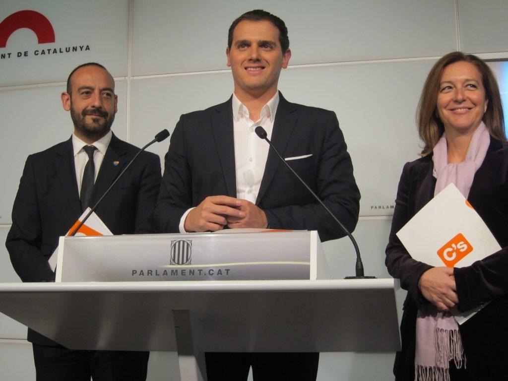 Ciudadanos celebra la absolución de su exportavoz Jordi Cañas y dice que tendrá un papel «relevante» en el partido