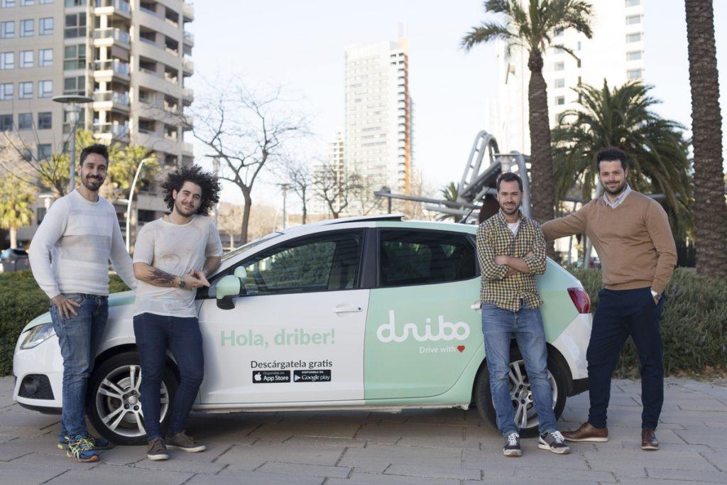 La app Dribo obtiene 250.000 euros en su primera ronda de financiación