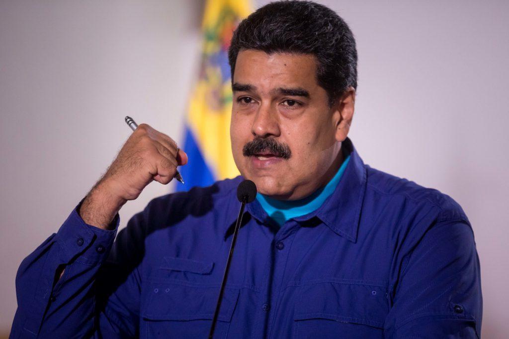Maduro dice que recibirá a «todos» los observadores internacionales en las elecciones