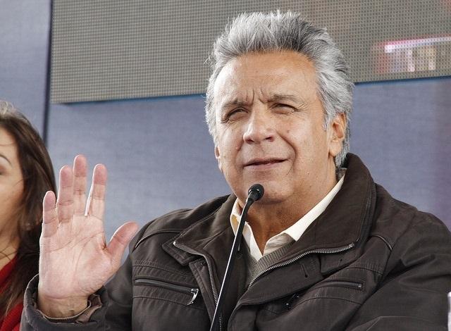 Moreno celebra el «triunfo del Derecho» por la decisión de CoIDH de no actuar contra el referéndum