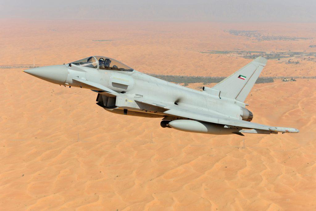 Airbus, multada con 81,25 millones de euros en el conflicto con Austria por la venta de Eurofighters