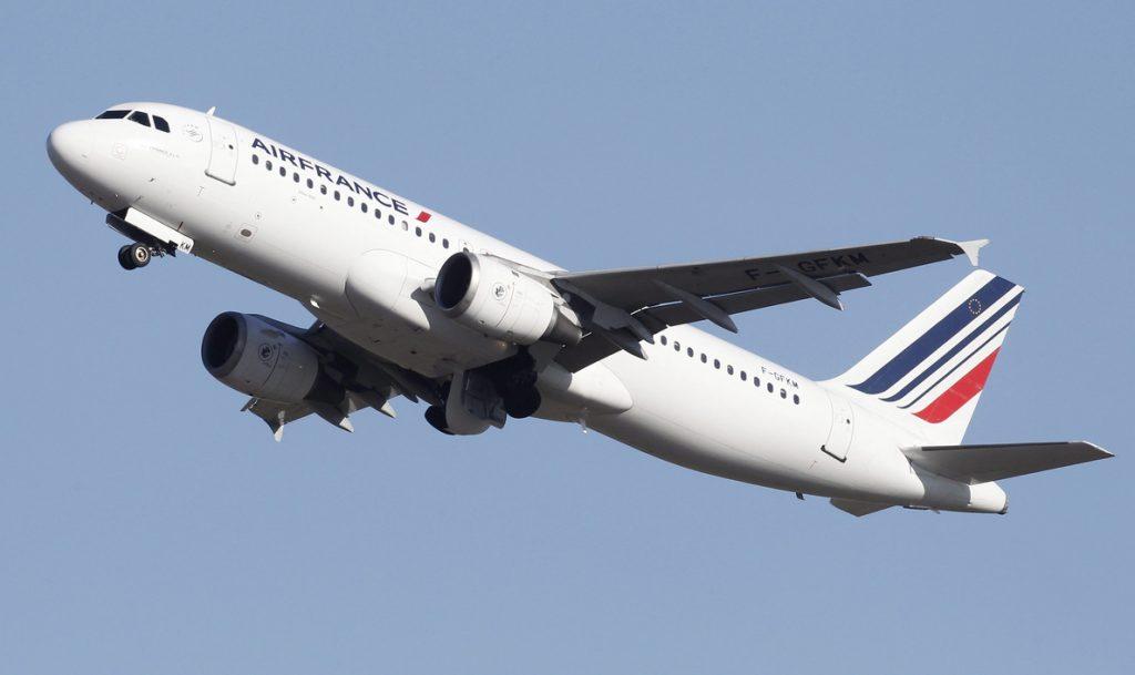 Convocada una huelga de Air France el 22 de febrero