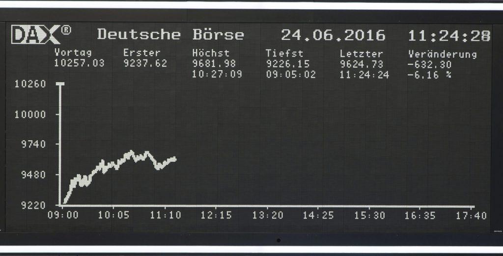 La Bolsa de París cae el 1,41 % al cierre