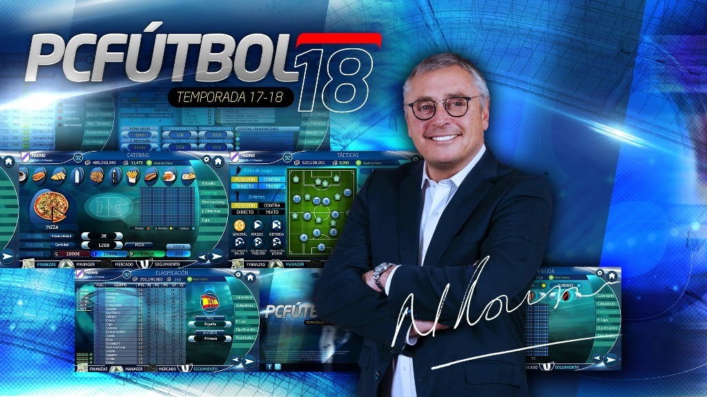 IDC Games lanza la versión para móviles Android de PC Fútbol 2018