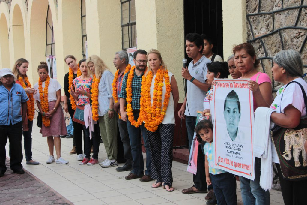 La ONU destaca el avance de Latinoamérica en la lucha contra las desapariciones forzadas