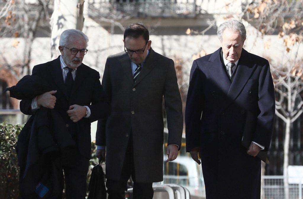 Villar Mir, citado de nuevo a declarar el 21 de marzo en el caso Lezo