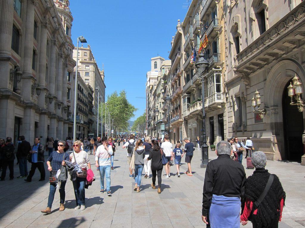 El 36,4% se ve tan español como catalán, el 19,8% más catalán que español y el 15,9 sólo catalán