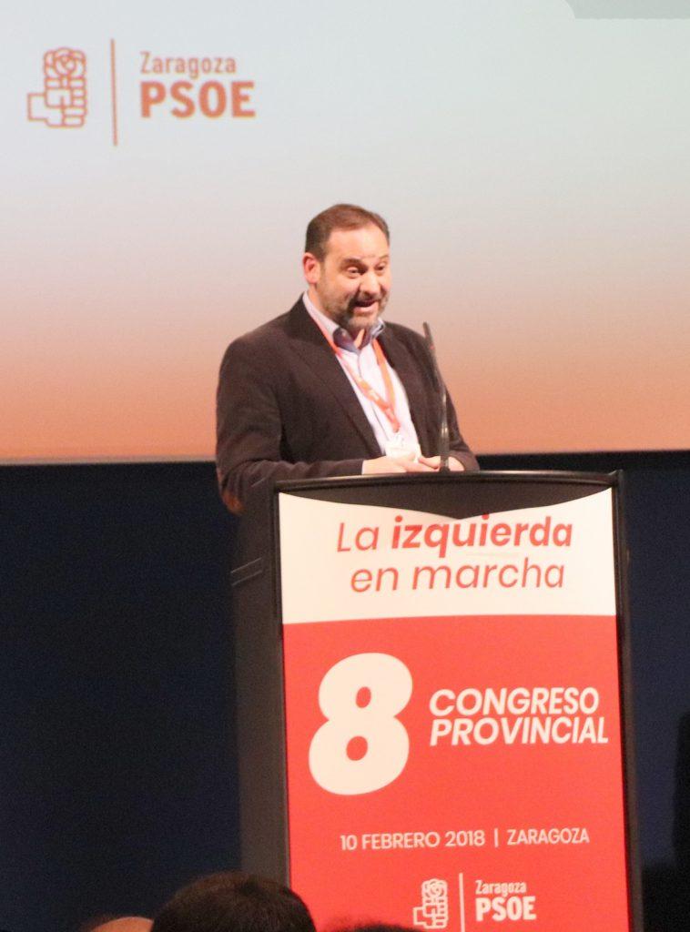 Ábalos confía en que el nuevo reglamento de primarias del PSOE «inspire» a otros partidos