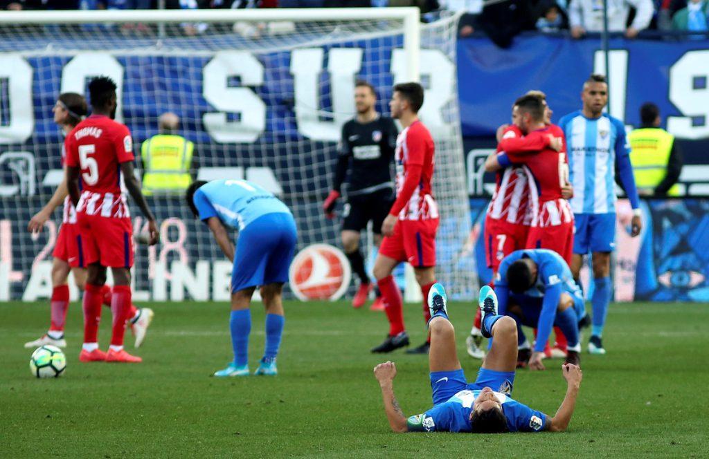 El Atlético mete presión al Barça y Real Madrid, 45 minutos para creer