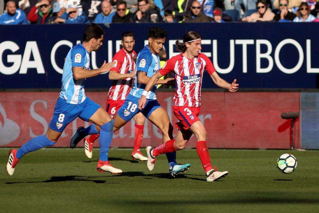 0-1. El Atlético vence con un gol de Griezmann a los 39 segundos