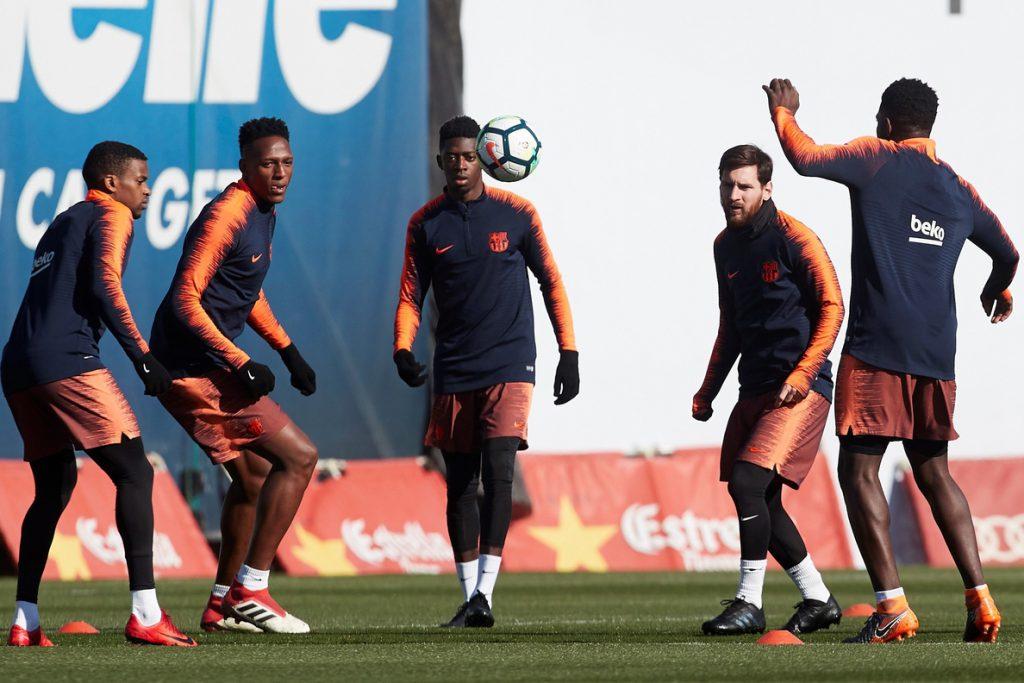 El Barça se enfrenta a la resaca copera y a los problemas en defensa